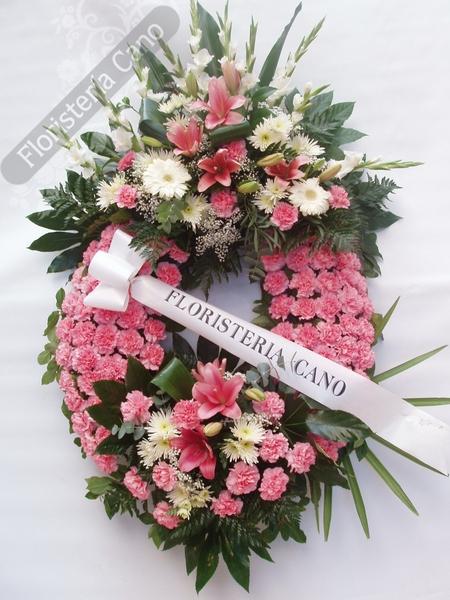 Coronas de flores comprar en florister a online de venta - Coronas de flore ...